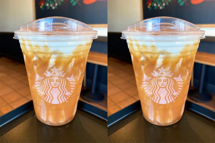 Starbucks Apple Pie drink