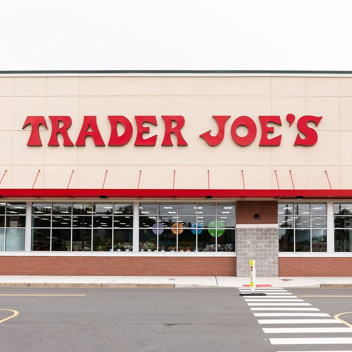 NORTH BRUNSWICK TOWNSHIP, NJ, UNITED STATES - 2018/08/14: Trader Joe's store in North Brunswick Township, New Jersey. (Photo by Michael Brochstein/SOPA Images/LightRocket via Getty Images)