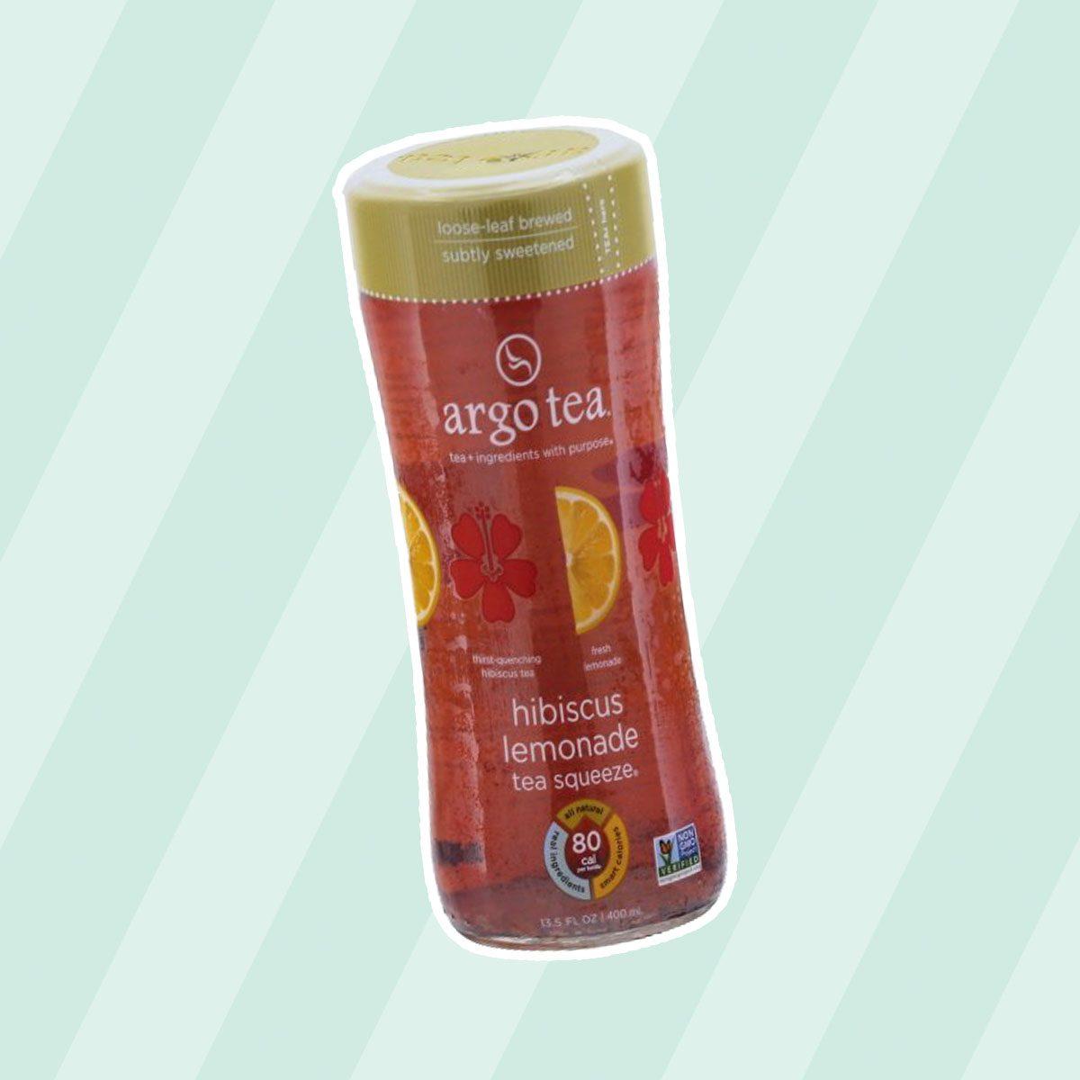 Argo Tea Hibiscus Lemonade