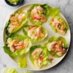 Aunt Karen's Shrimp Salad