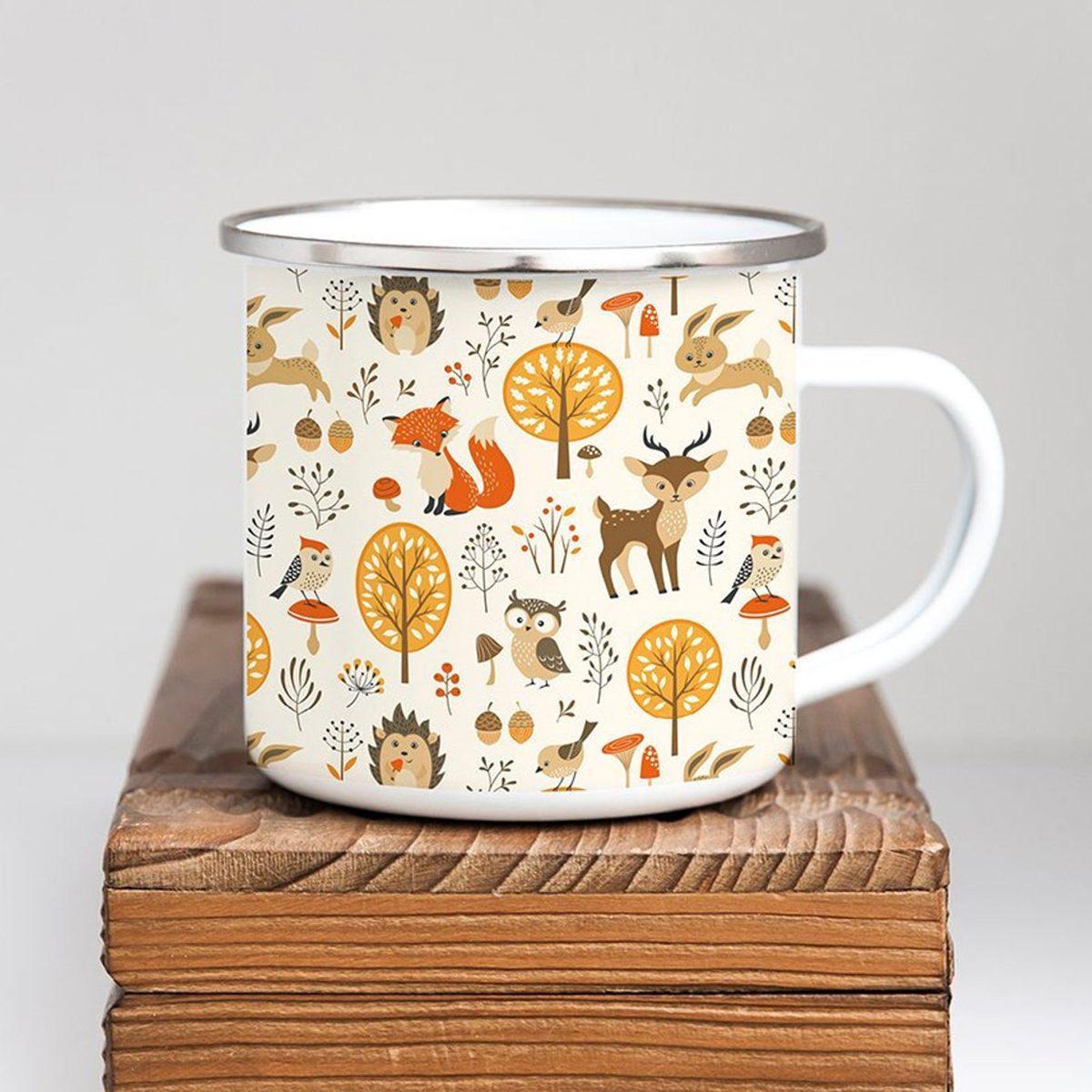 Autumn Critters Mug