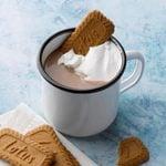 Biscoff Hot Chocolate