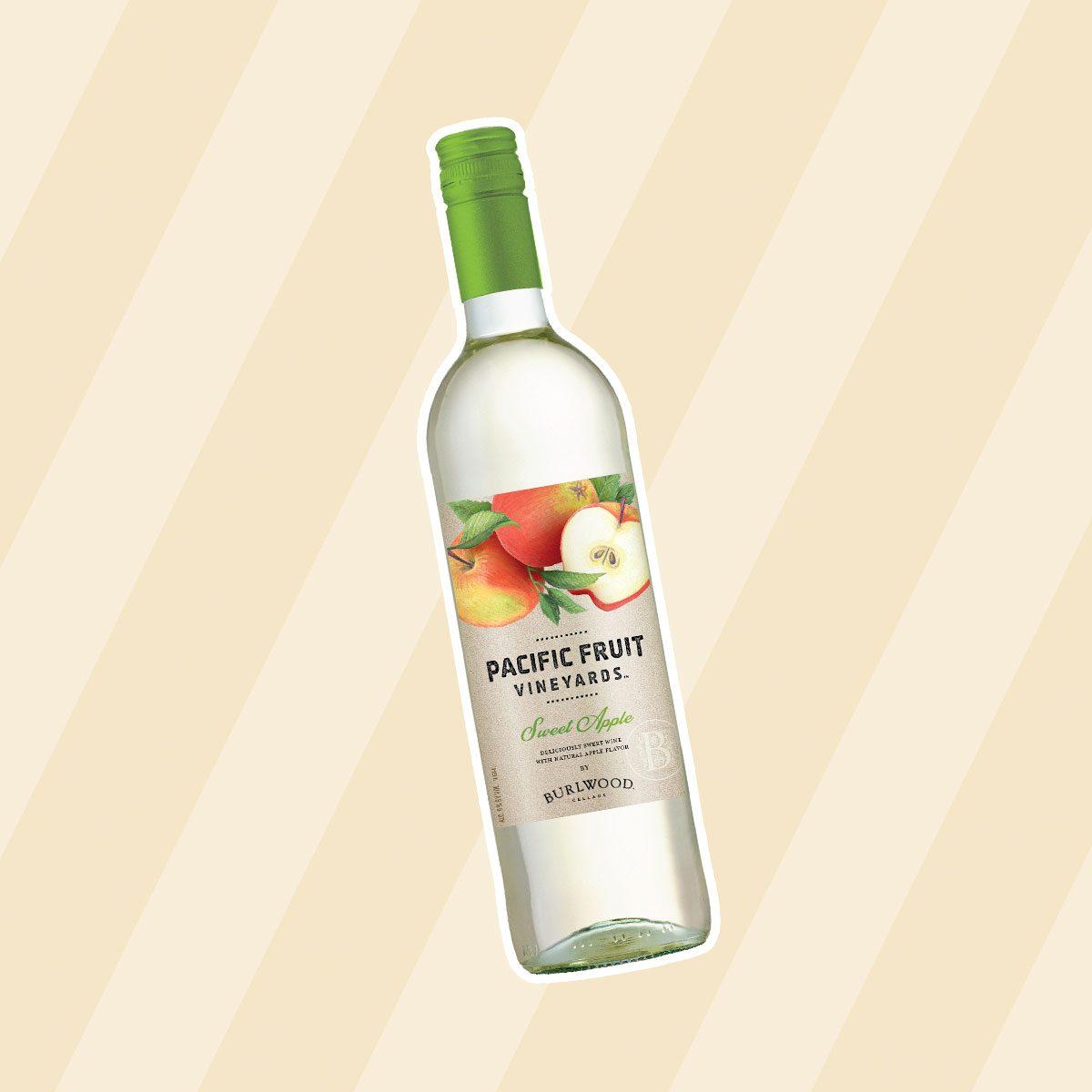 Burlwood Cellars Pacific Fruit Vineyards Sweet Apple
