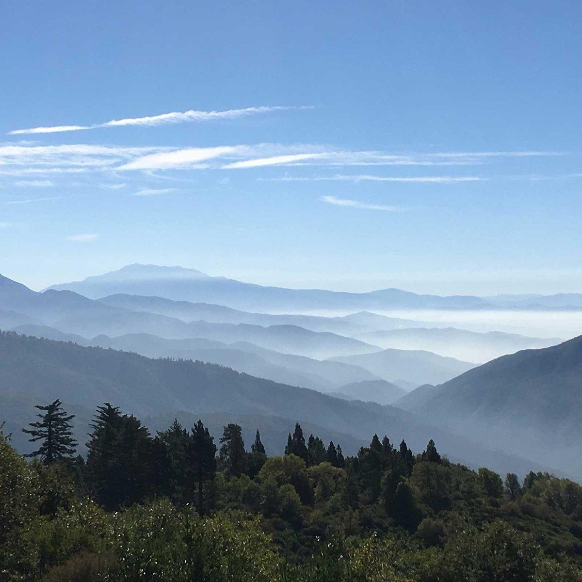 San Bernardino Mountains, California