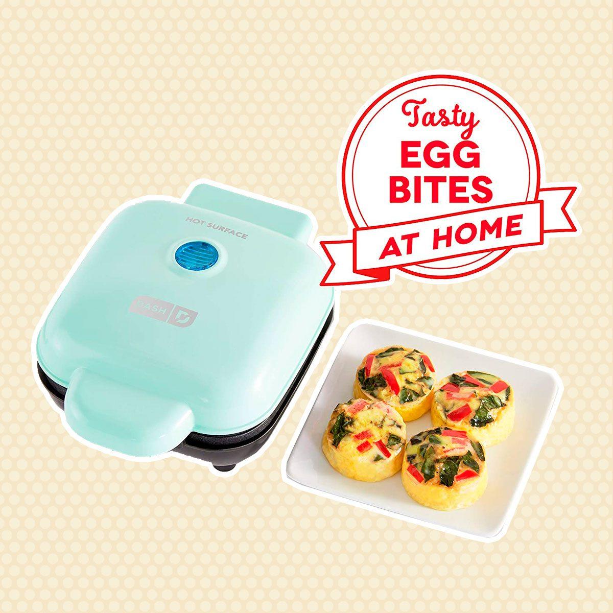 Dash Sous Vide Egg Bite Maker