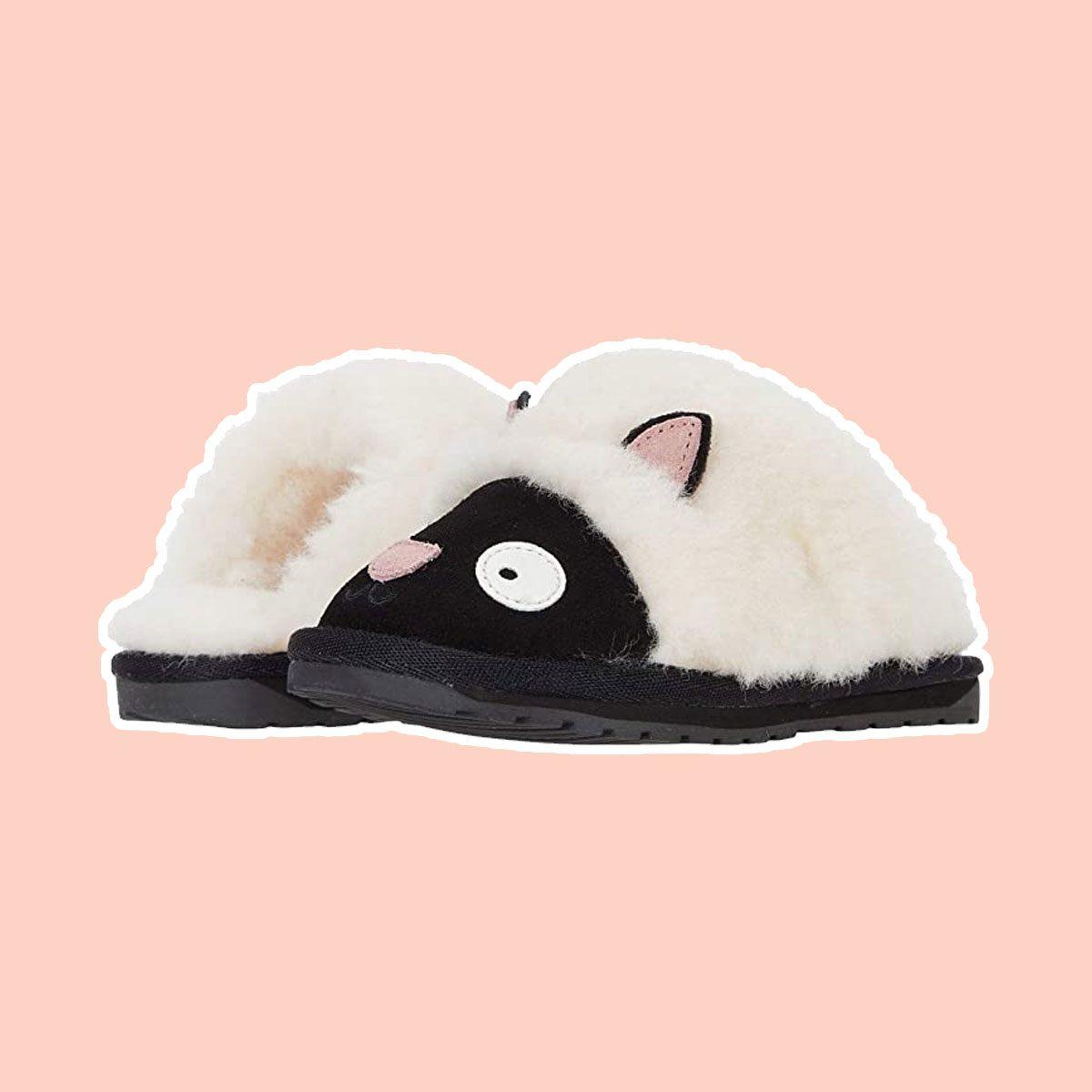 EMU Australia Kids Lamb Slipper