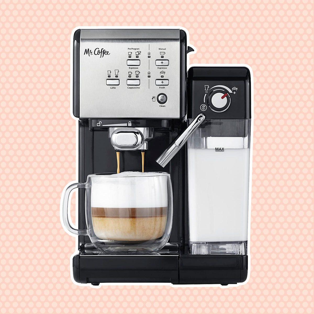 Mr. Coffee Espresso Maker and Cappuccino Machine