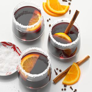 Mulled Wine Margaritas