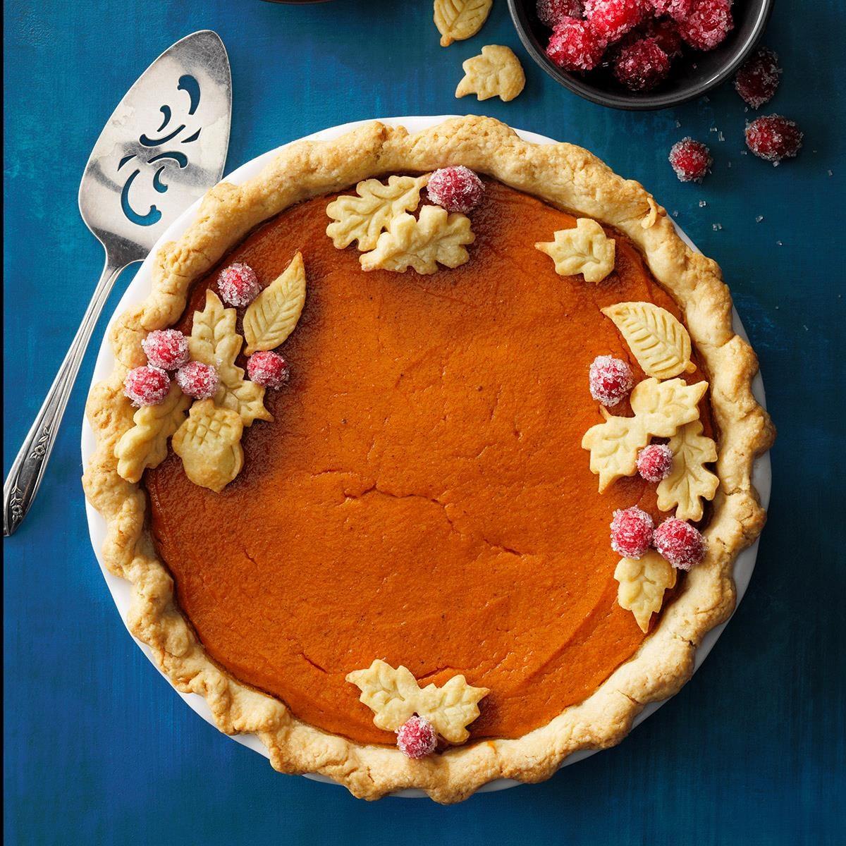 Wisconsin: The Best Sweet Potato Pie