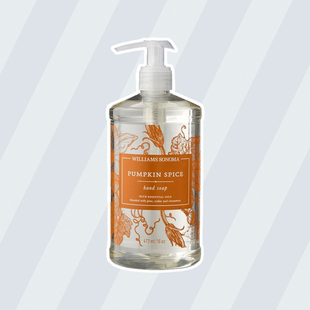 Williams Sonoma Pumpkin Spice Hand Soap