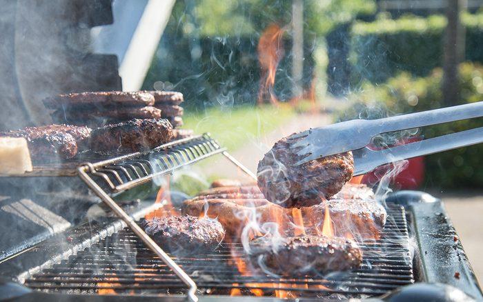 Barbecue Hamburger Food Burger