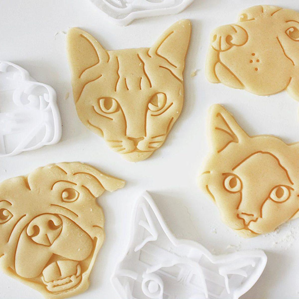 Custom Pet Portrait Cookie Cutter l Personalized cutters l Custom Cookie Cutter l Cat Dog Face l 3D printed