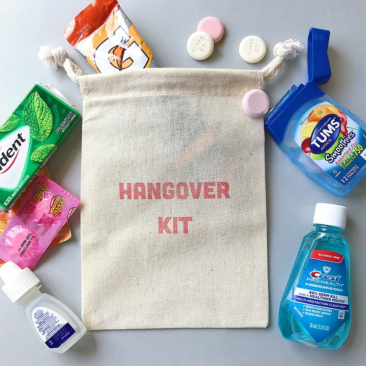 HANGOVER KIT adult party
