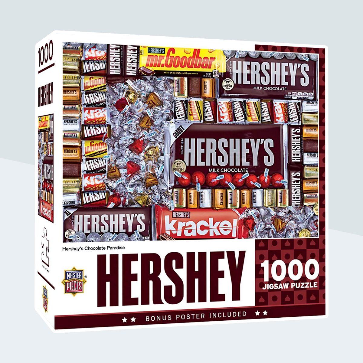 MasterPieces Inc Hershey's Chocolate Paradise 1000 Piece Jigsaw Puzzle