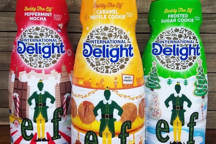 International Delight Buddy the Elf collection