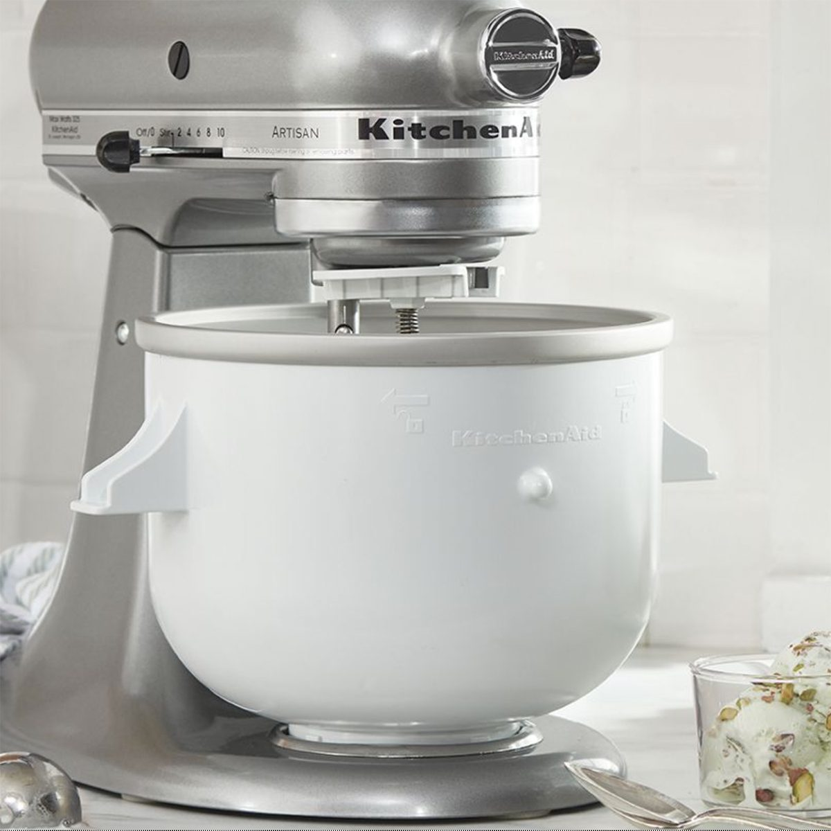 KitchenAid Ice Cream Maker Attachment