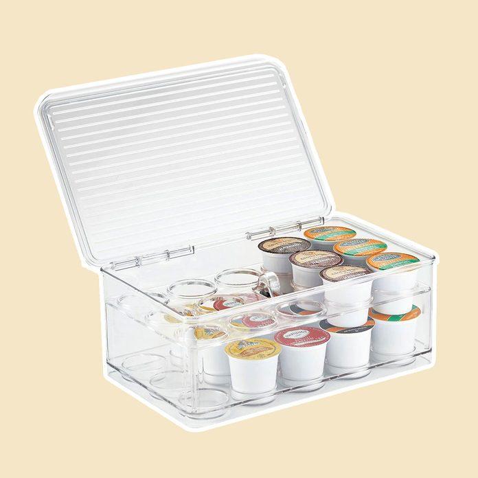 pantry storage Linus Coffee Pod Holder