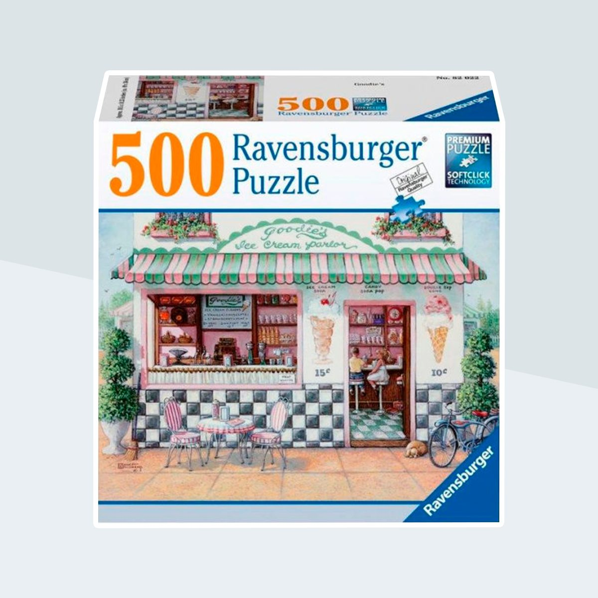 Goodie's 500 Piece Jigsaw Puzzle