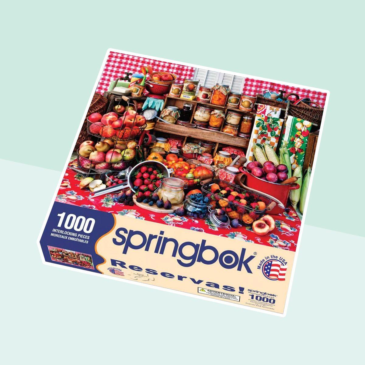 Springbok Pre-Serves! Puzzle 1000pc