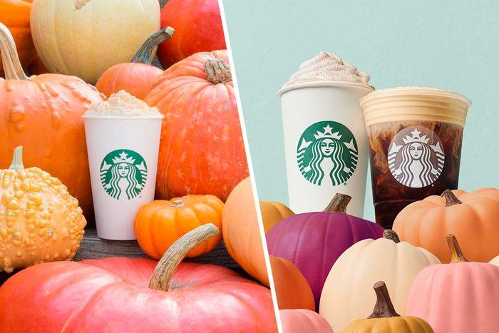 Starbucks fall line
