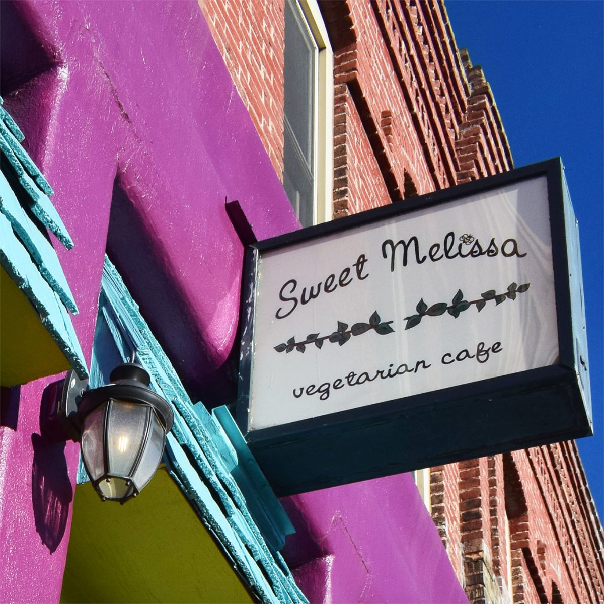 Best vegetarian restaurant in Wyoming Sweet Melissa