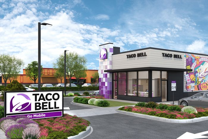 """Taco Bell's new """"Go Mobile"""" concept"""