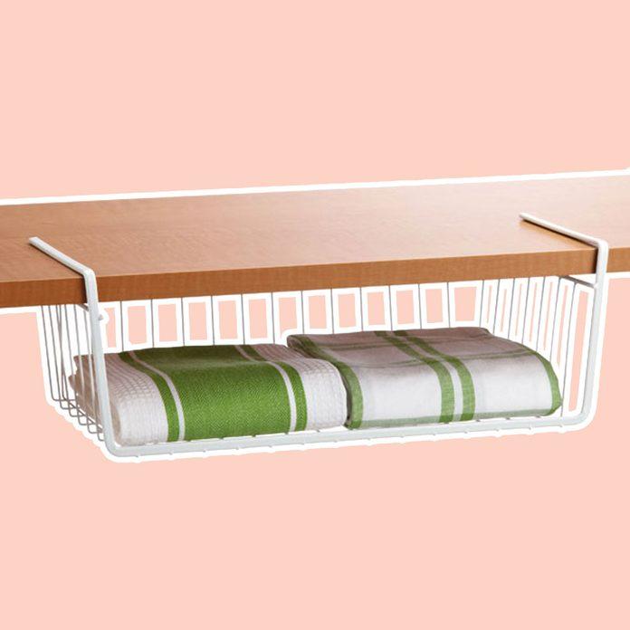Undershelf Baskets pantry storage