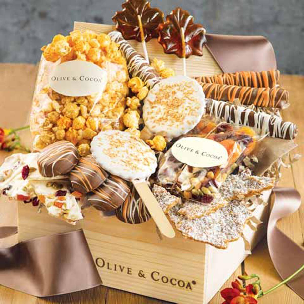 AUTUMN SWEETS CRATE