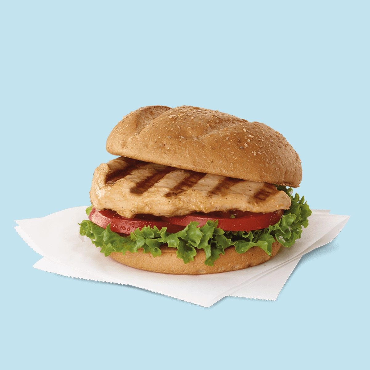 Chick-fil-A's Grilled Chicken Sandwich