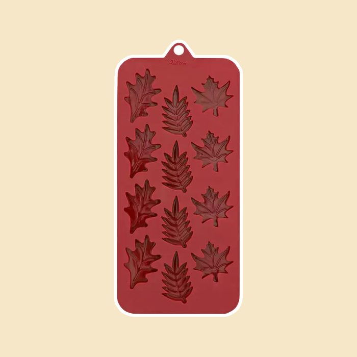 Autumn Leaves Candy Mold