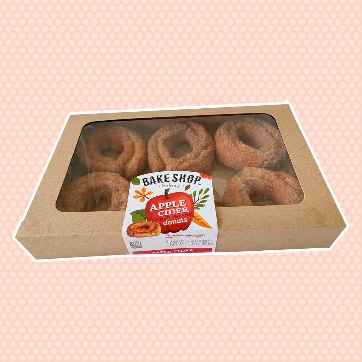 Bake Shop Apple Cider Donuts