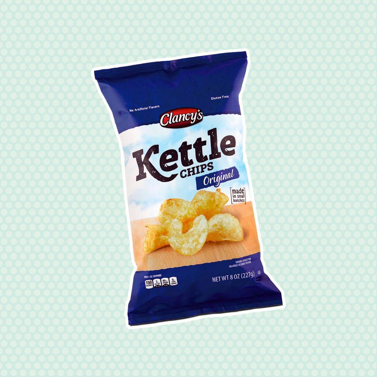 Clancys Kettle Chips Original