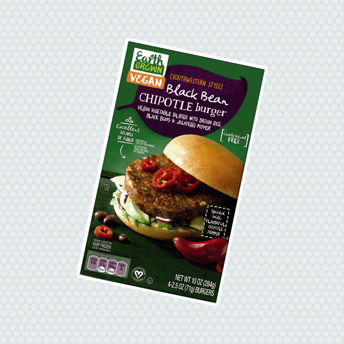 Earth Grown Veggie Burgers