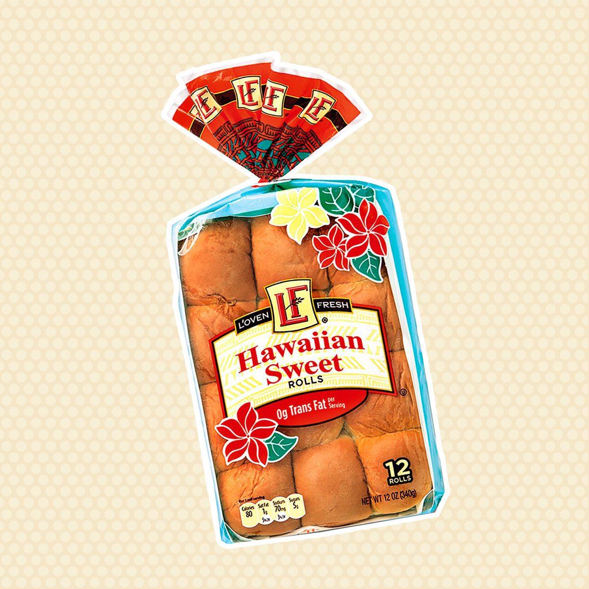 L'oven Fresh Hawaiian Sweet Rolls