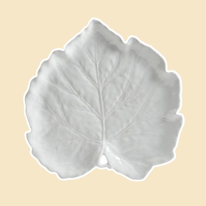 Martha Stewart Leaf Figural Serving Platters