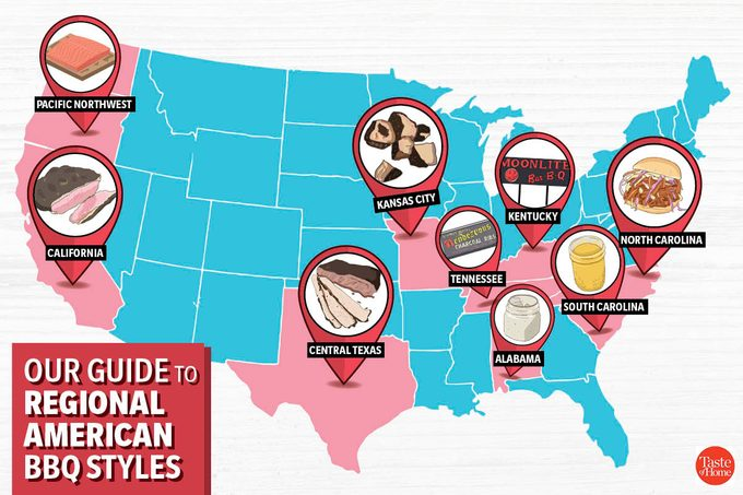 Our Guide to Regional American BBQ Styles
