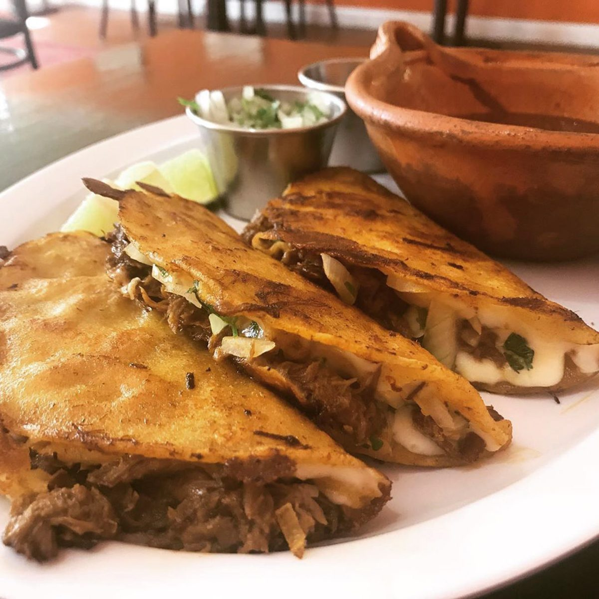 The best Mexican restaurant in Massachusetts Rincon Mexicano