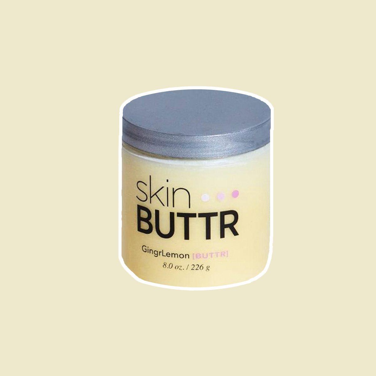 SkinBUTTR Gingr Lemon Buttr
