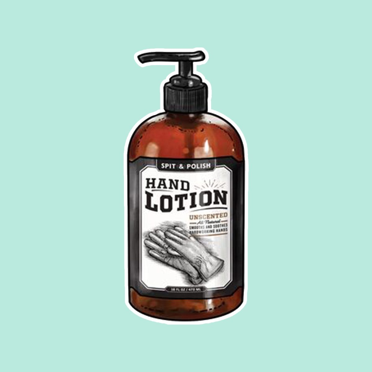 Spit & Polish Unscented Hand Lotion