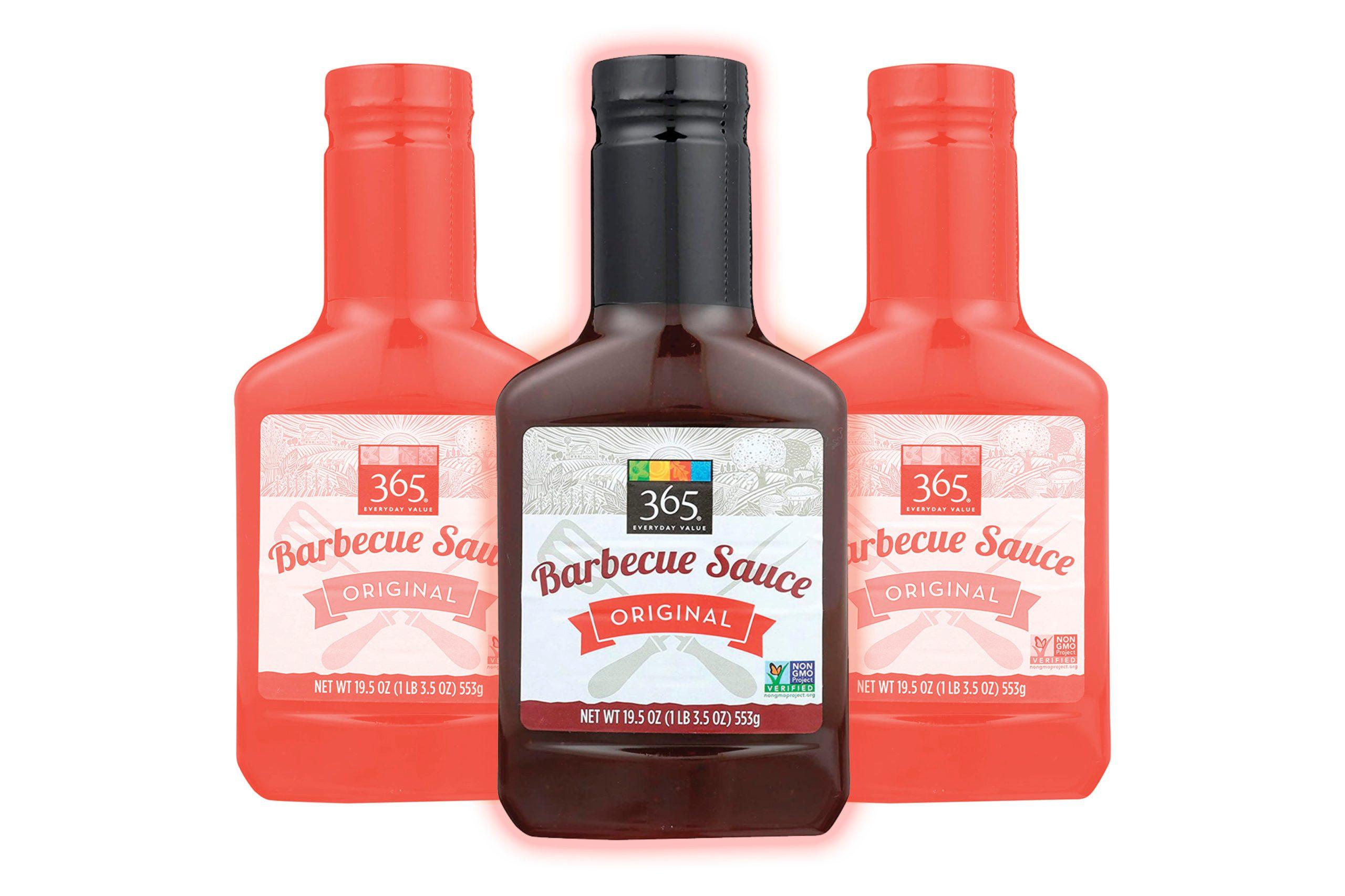 365 Everyday Value, Barbecue Sauce, Original, 19.5 oz