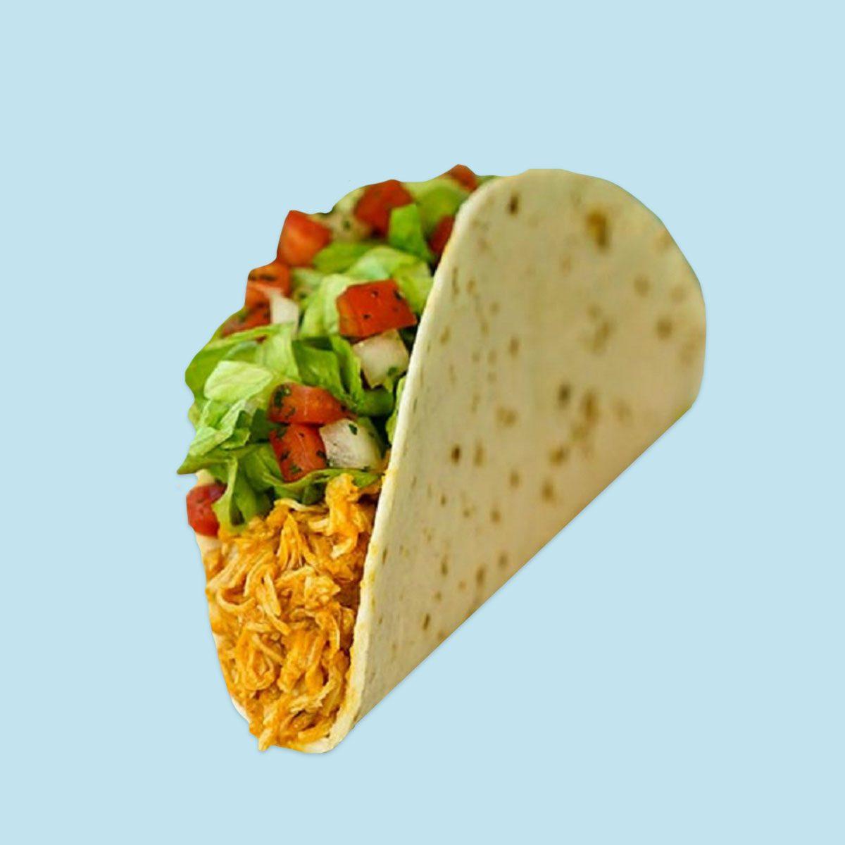 Taco Bell's Fresco-Style Soft Tacos