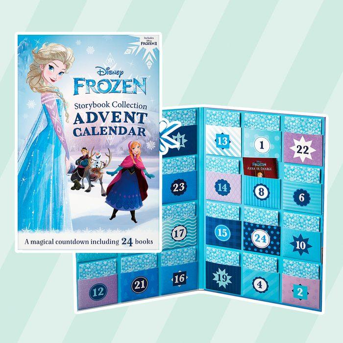 Disney Frozen storybook advent calendar at Aldi