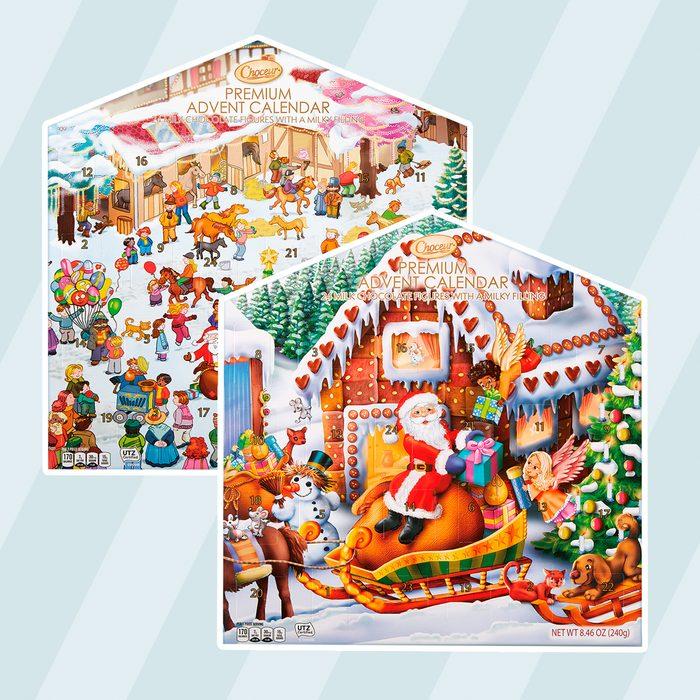 Aldi premium advent calendar