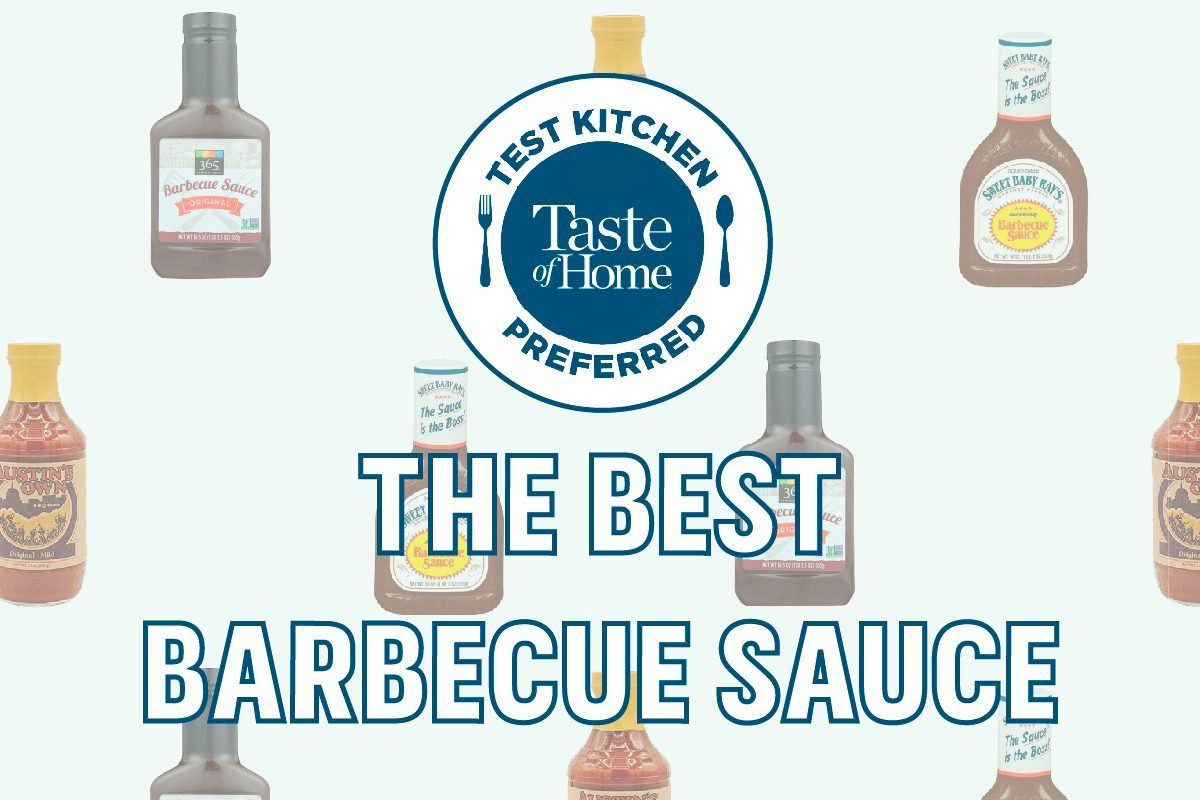 Test Kitchen Preferred The Best barbecue sauce