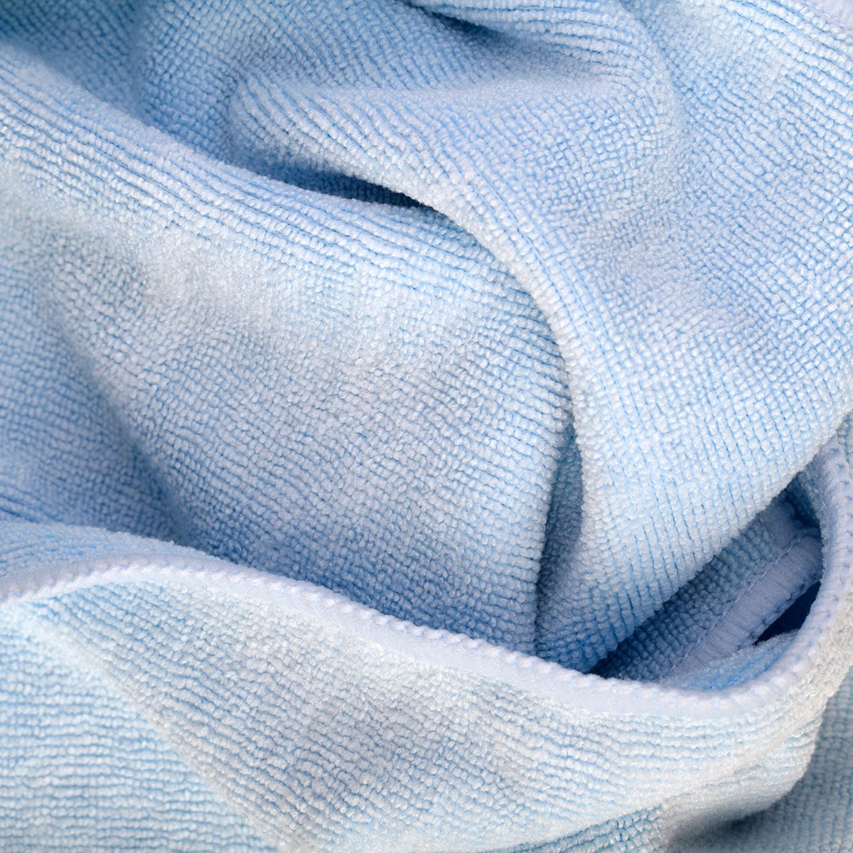 Blue Toweling