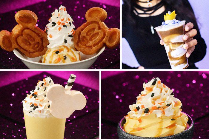 Disney Parks Fall menu