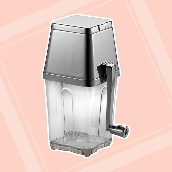 rabbit® Retro Ice Crusher Machine