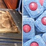 Your Dishwasher Tablets Can Actually Clean Your Oven—Here's How