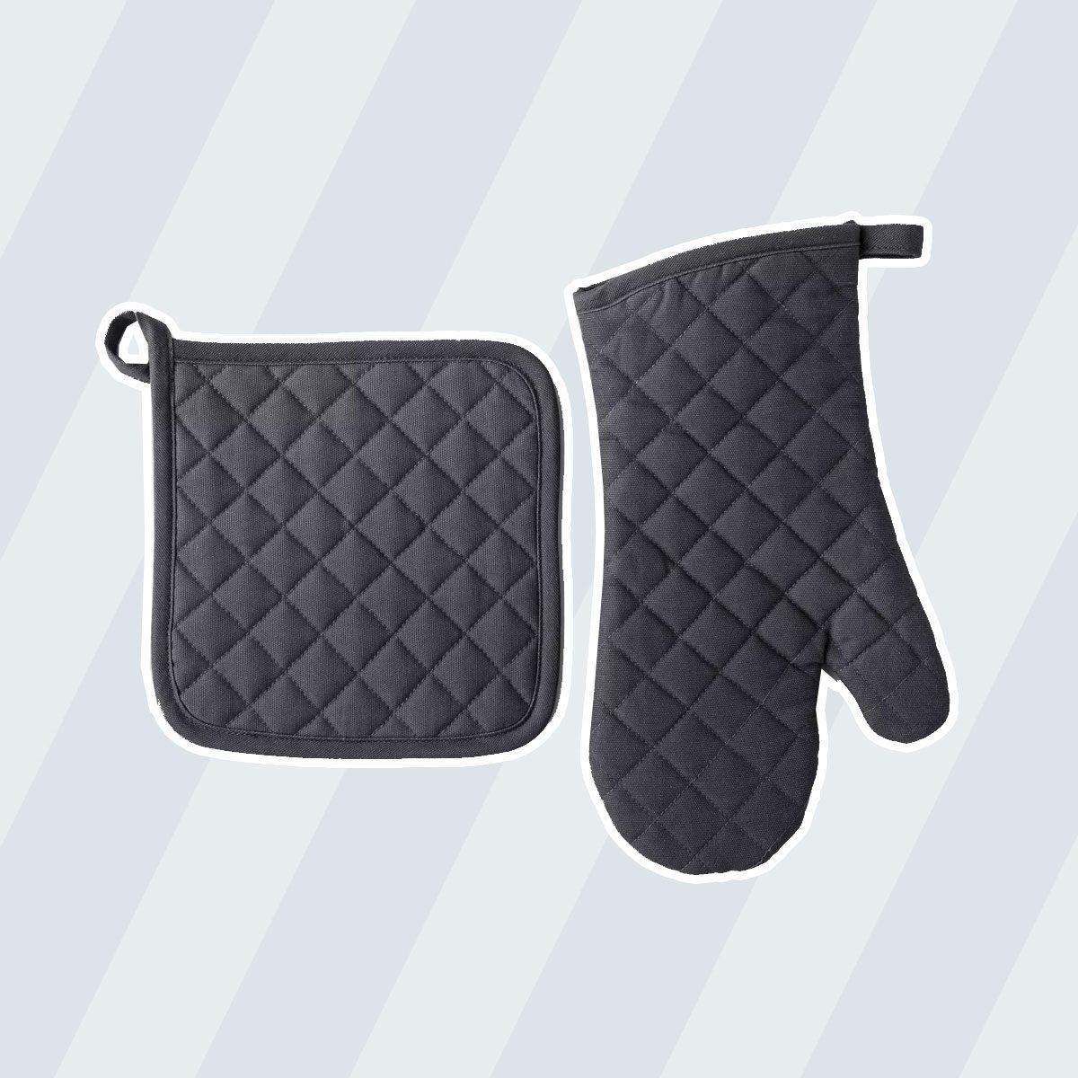 Solid Pot Holder & Oven Mitt Set - Made By Design™