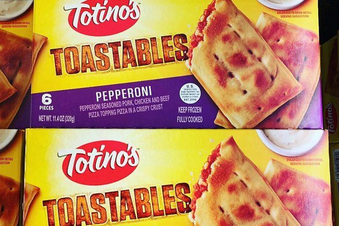 New Totino's Toastables